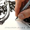 Staedtler Pigment Liner, 0.3mm, Black Ink (308-0.3)