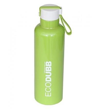 Dubblin Boom HOT & COLD Duro Steel Vaccum Insulated Water Bottle 700 ml- Green