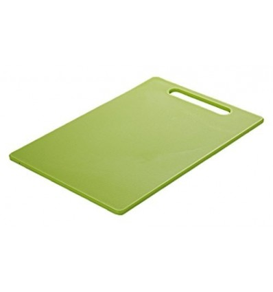 All Time Plastics Chopping Board, 33.6cm, Green