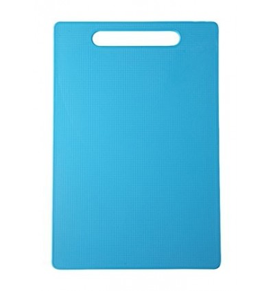 All Time Plastics Chopping Board, 33.6cm, Blue