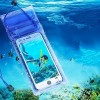 Travel Swimming Waterproof Mobile Phone Bags Dry Pouch Cases Cover/Waterproof Underwater Pouch Bag Cover For Mobile Phone