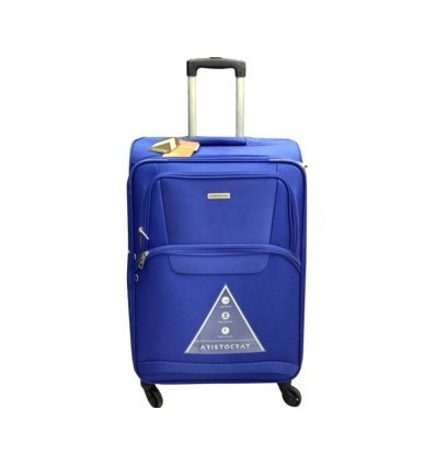 Aristocrat Amber 58 cm Soft Luggage Strolley for Travel