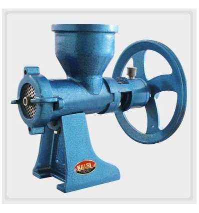 Kalsi Power Meat Mincer without 0.5 HP Motor No 22 Fitted on Frame