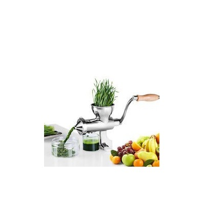 Kalsi Domestic Hand Operated Juice Machine No 10 Specially For Wheat Grass