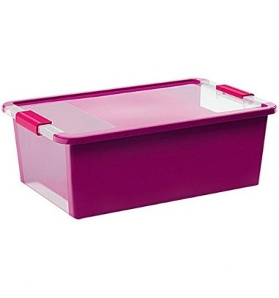 Bi Box Bel Cassa Kis Transparent and Colour M