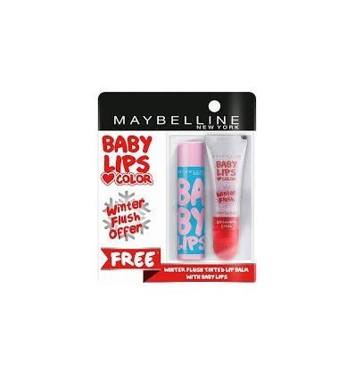 Maybelline New York Baby Lips, Cherry Kiss, 4g 7723