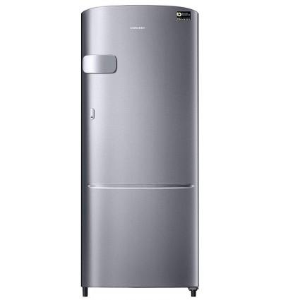 Samsung Direct Cool 192 L Single Door Refrigerator ( Rr20n1y2zs8/rr20n2y2zs8 , Elegant Inox )