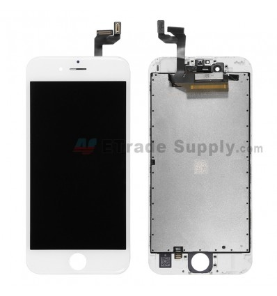 IPhone 6 Plus LCD Display With Touch Screen Digitizer For Apple iPhone 6 Plus (White) By Vexclusive