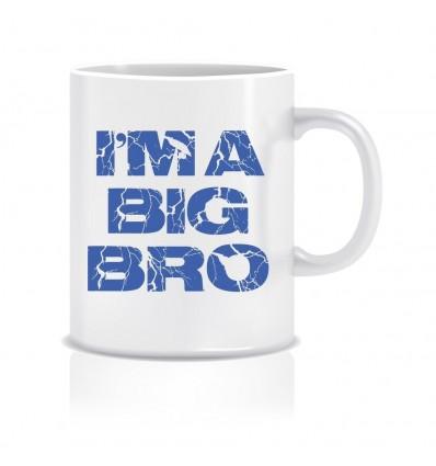 Big Brother Ceramic Coffee Mug ED050