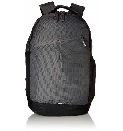 PUMA 32 Ltrs puma Black Asphalt School Backpack