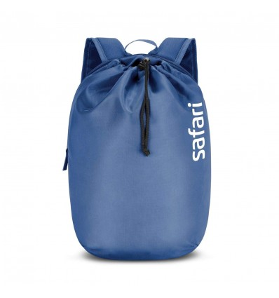 SAFARI 15 Ltrs Denim Blue Casual Backpack DAYPACKNEO15CBDNB