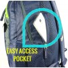 Safari 27 Ltrs Laptop Backpack with Easy Access Pocket Stint