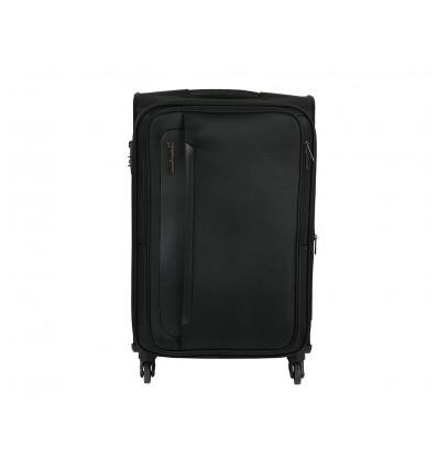Safari 55 cm Polyester Black 42 L Soft Trolley