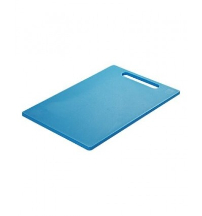 All Time Plastics Chopping Board, 34cm, Blue 034BLUE