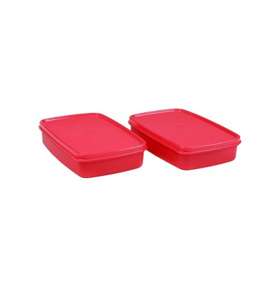 Signoraware Storage Containers Crispy Slim Box Small (Colour may vary)
