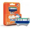 Gillette Fusion Cartridges 2 N Cartridges