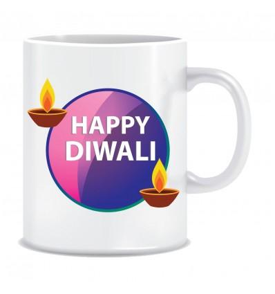Everyday Desire Diwali gift Printed Ceramic Coffee Tea Mug ED110