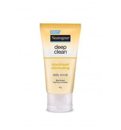 Neutrogena Deep Clean Blackhead Eliminiting Scrub 40g