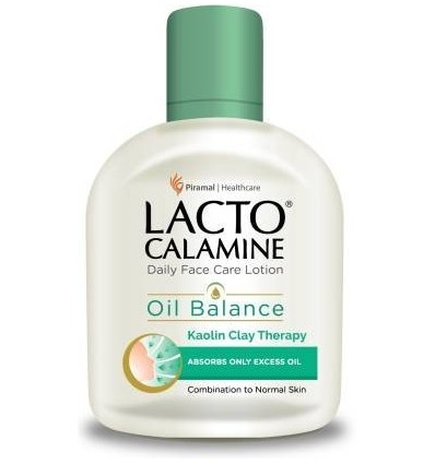 Lacto Calamine Skin Balance Lotion Hydration and Oil Control 120 ml