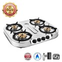 Sunflame Spectra 4 Burner Deluxe Stove