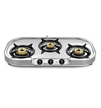 Sunflame Spectra 3 Burners Gas Stove