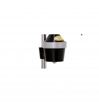 CHEFWARE Aluminium hand Press Juicer , Big , Black