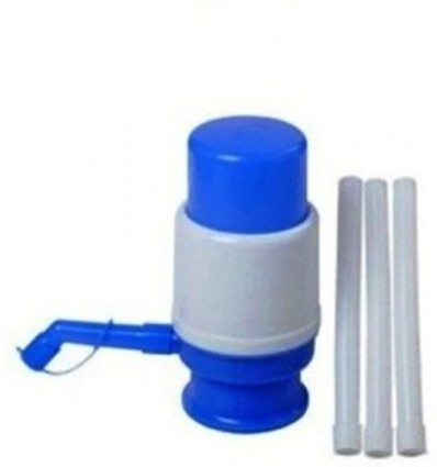Vexclusive Water Dispenser Hand Press Manual Water Drinking Pump for 20 L Bottle