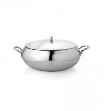 FnS ARISTO Serving Pot with Lid Large 1500 ml