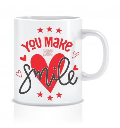 Everyday Desire Ceramic Coffee Mug - Valentines / Anniversary gifts for girlfriend, boyfriend, wife, husband - ED362