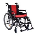 Vissco Superio Aluminium Wheelchair With Removable Big Wheels