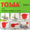 Dough Maker, 1-Piece (Colors May Vary) Tosaa
