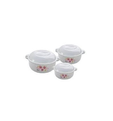 Joyo Cook N Serve Dishwasher Microwave Safe Bowl Set, 5-Pieces, Multicolour