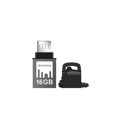 Strontium Nitro 16GB USB 3.0 Micro USB OTG Flash Drive for Android Mobile Devices - SR16GBBOTG2Z