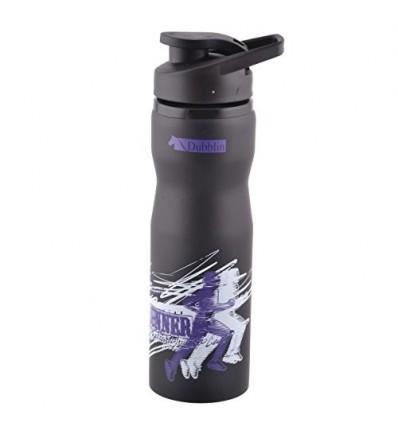 Dubblin Adventure Stainless Steel Bottle- 750 Ml Purple 4107
