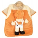 ZENNIZ SOFT TOY BAGS FOR TODDLERS SOLDIER
