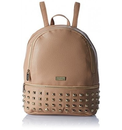 CATHY LONDON Women's Backpack One Size Light Brown
