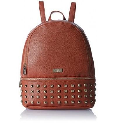 CATHY LONDON Women's Backpack One Size Orange Brown B01LCOWEBA